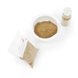 Kümmel gemahlen, Brotgewürz, Backzutaten, für Kohlgerichte und Kartoffelgewürz, zum Brotbacken, Kümmelpulver, 40g 42605884720...