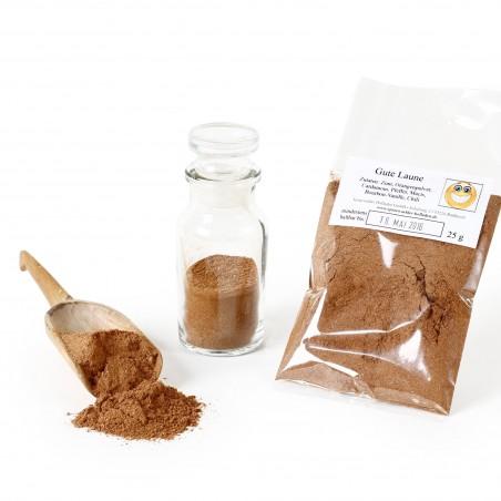 Gute Laune Gewürz, Premium-Qualität Backzutaten, Backgewürz, glutenfrei, 25g
