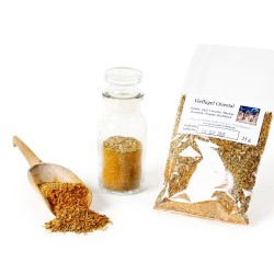 Geflügel Oriental Hähnchengewürz Premium-Qualität Edelgewürze Chili, Curcuma, Majoran, Rosmarin, Oregano, 25g 4260588470343 S...