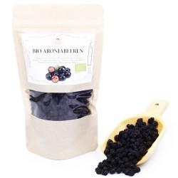 Aroniabeeren Bio Aronia Superfood zum Smoothie | keine künstlichen Zusatzstoffe | Aroniaberry vegan & glutenfrei 200g 4260588...