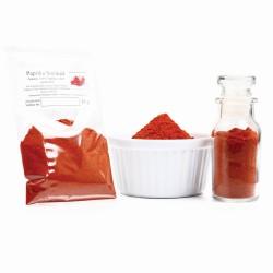 Paprika rosenscharf, Paprikapulver geräuchert scharf, Paprikagewürz für Gulasch und Braten, Premium-Qualität, Dip Mischung, 3...