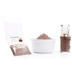 Kala Namak Salz, Veganes Salz Indien, Schwarzsalz, Natursalz, indisches Salz, Salzsspezialität Steinsalzmineral, 30g 42605884...