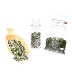 Bärlauch Kräuter Salz, Würzige Salzmischung, Bärlauch Salz, Bärlauchsalz, Bärlauch-Salz, 100% natürlich ohne Zusatzstoffe, 20...